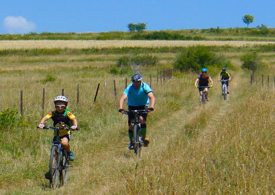 SLIDE 06 ruta bicicleta ideal familia tracks senzilla facil excursio nens iniciacio btt Cerdanya Pirineus gps track